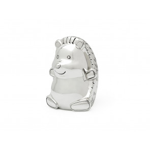 Hedgehog money box sp./lacq.
