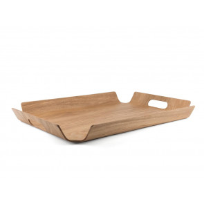 Serving tray Madera XL, rectangular
