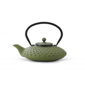 Teapot Xilin 0.8L cast iron green