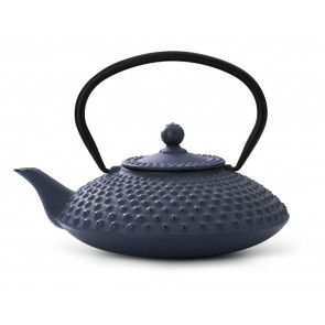 Teapot Xilin 1,25L cast iron blue