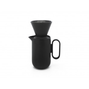 Coffee set Palermo 900ml black