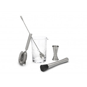 Cocktail mixing set 5 pieces